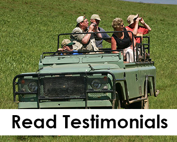 Clients Safari Testimonials