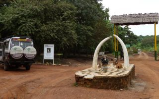 Gates of Murchison Falls National Park