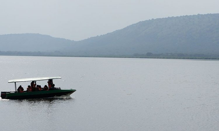 Boat Cruise on Lake Mburo