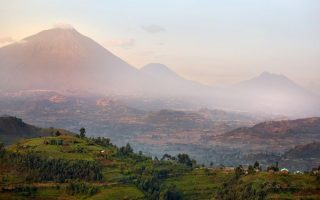 Virunga Mountains