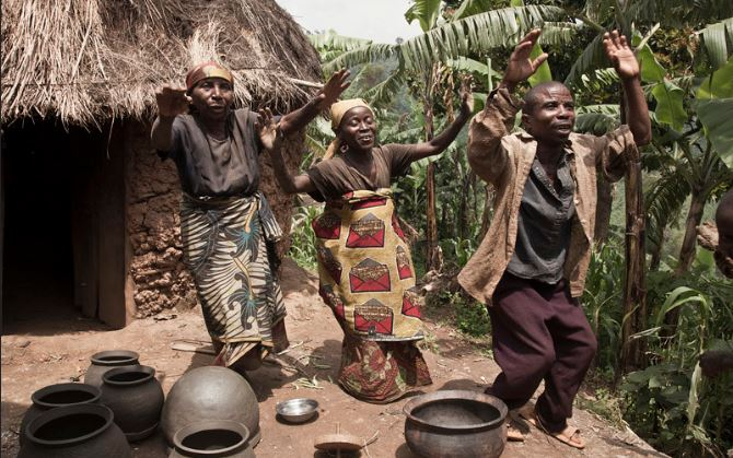 The Batwa Trail / Experience in Uganda