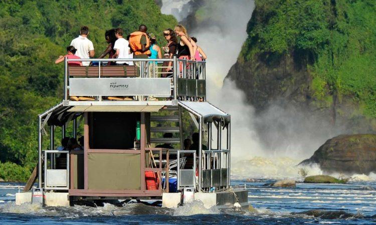 Boat Cruise in Uganda
