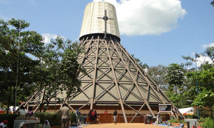 Namugongo Martyrs' Shrine